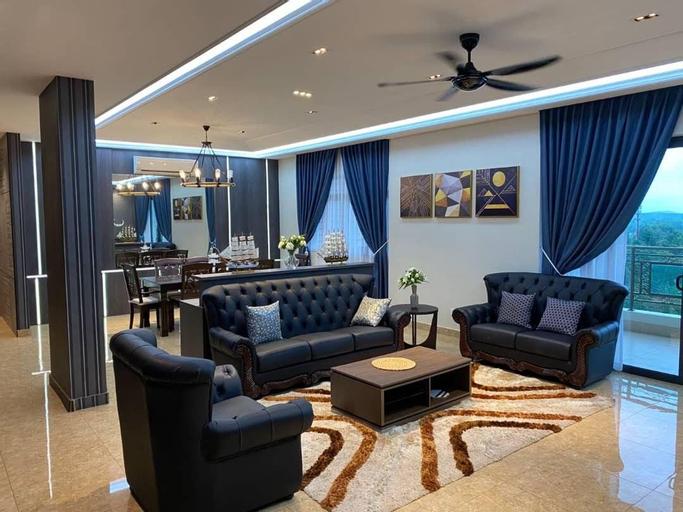 Hexahome_Navy Suites@Laguna Heights Johor, Johor Bahru