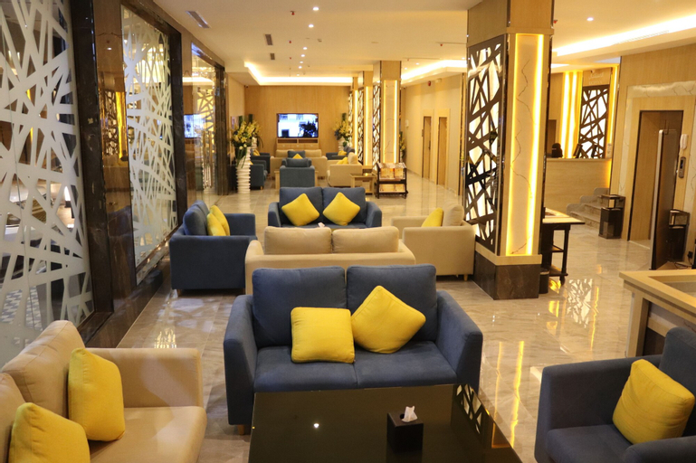 Msharef Al Moden Suites - Jazan,