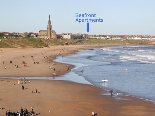 Seafront Apartments, North Tyneside