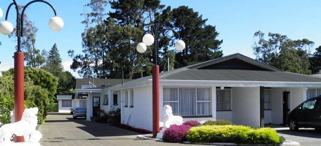 Queens Park Motels, Invercargill