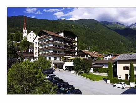 Alpenhotel, Imst