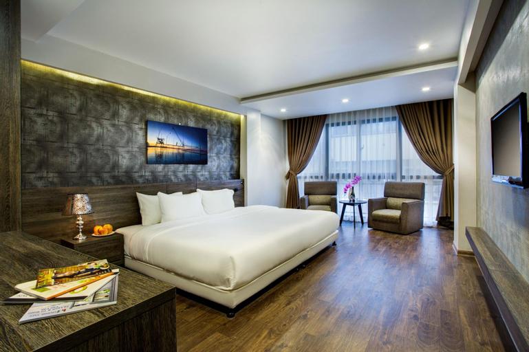 My Linh Hotel Hanoi, Hai Bà Trưng