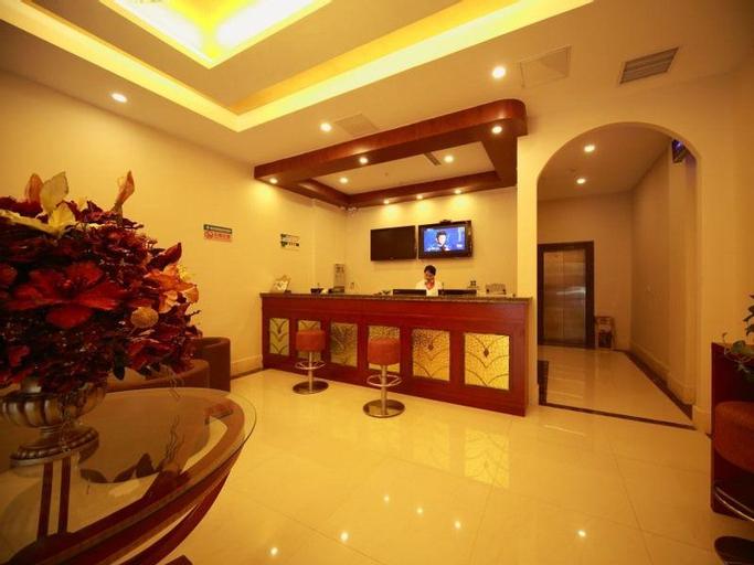 GreenTree Inn Shandong Yantai Longkou East Bus Station Shell Hotel, Yantai