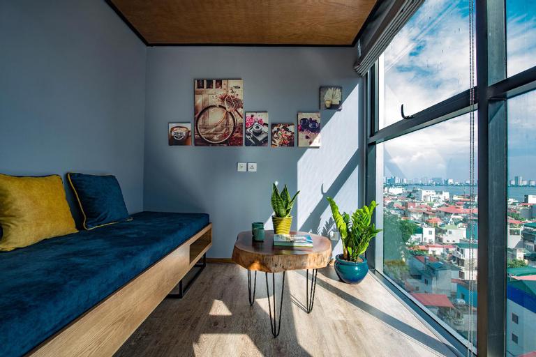 Sweet box for you - Double Room with Loft, Ba Đình