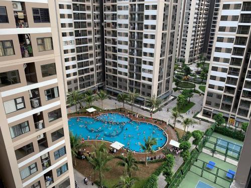 Stylish 2 bedroom apartment in Ocean Park Vinhomes, Gia Lâm
