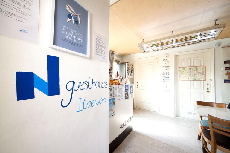 N guesthouse Itawon - Hostel, Yongsan