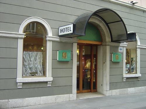Hotel Italia, Trieste