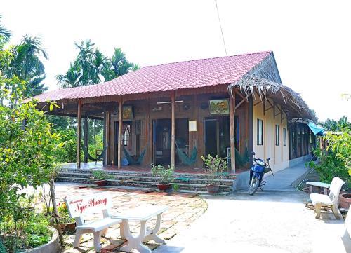 Ngoc Phuong Homestay, Long Hồ