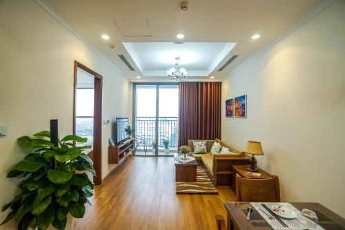 La Perle Rose Luxury Apartment, Hoàng Mai