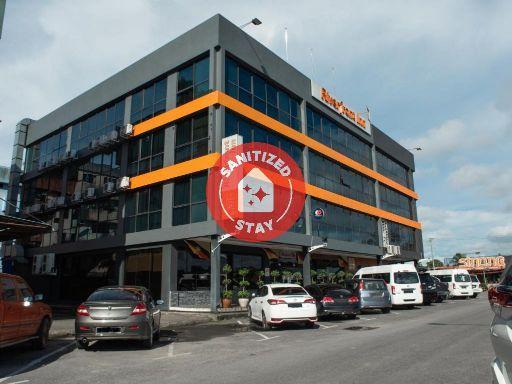 Capital O 90083 Riverfront Inn, Bintulu