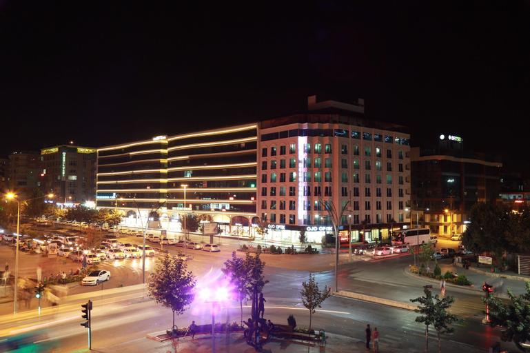 Hotel Bozoogullari, Merkez
