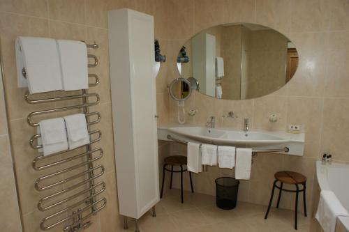 Hotel Baren, Maloja