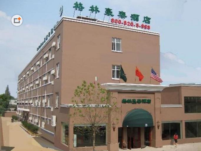 GreenTree Inn Yantai Xingfu Road Marina Plaza Express Hotel, Yantai