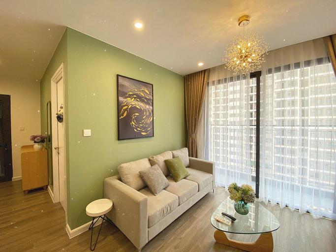 N30-Lucky Homestay @Vinhomes Ocean Park @2BR + 1WC, Gia Lâm