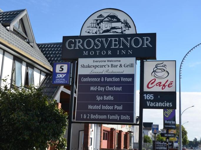 Grosvenor Motor Inn, Hamilton