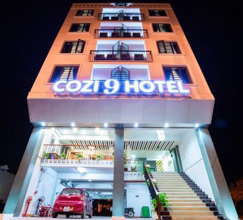 Cozi 9 Hotel, Kiến An