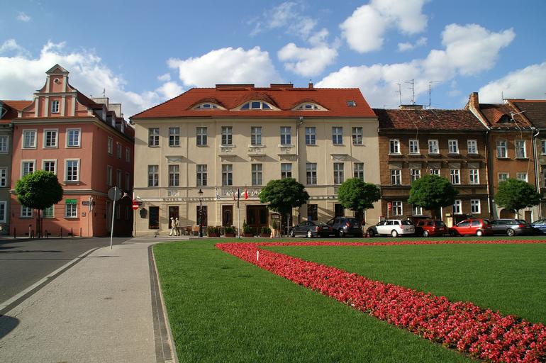 Hotel Kolegiacki, Poznań City