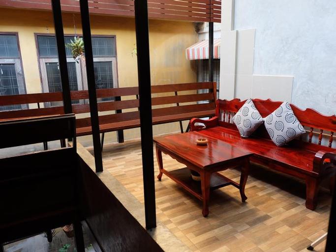 Decor do hostel, Khlong San