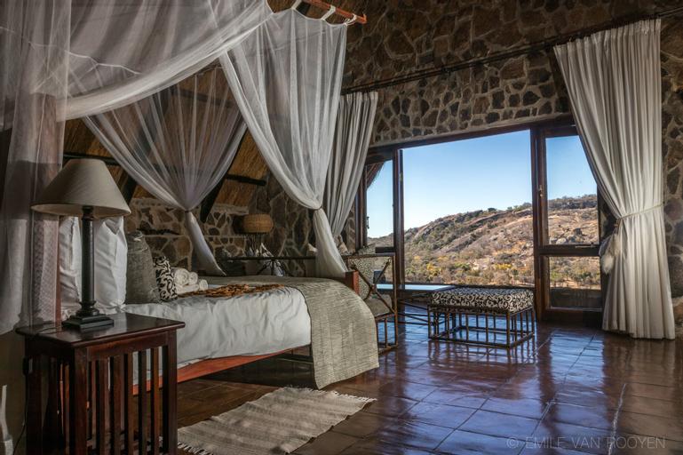 Big Cave Camp - Lodge On The Rocks, Matobo