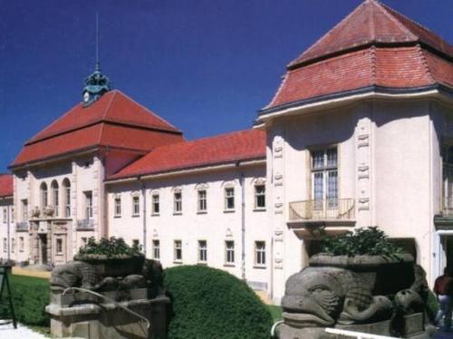 Parkhotel Helene, Vogtlandkreis