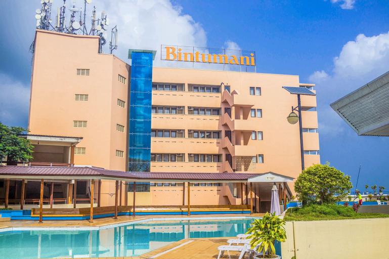 Bintumani Hotel, Western Urban