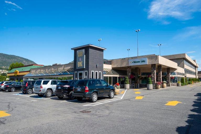 Sandman Hotel Penticton (Pet-friendly), Okanagan-Similkameen