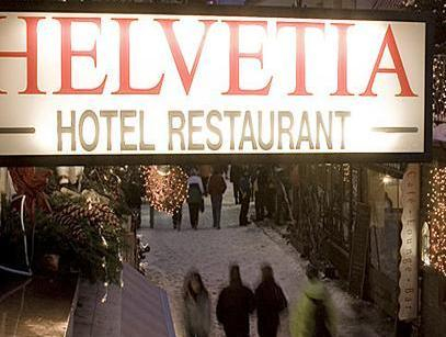 Hotel Helvetia, Visp