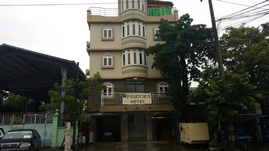 Pandora Motel, Yangon-E
