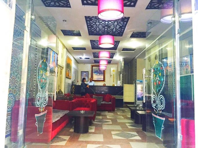 Hotel Les Ambassadeurs, Casablanca