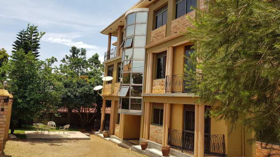 Progera Apartment, Entebbe