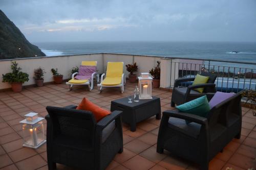 Sea View Apartment, Porto Moniz