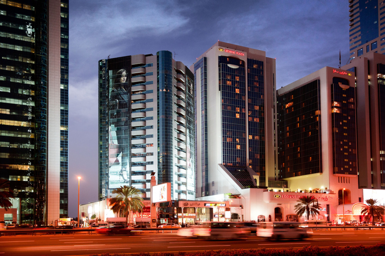 Crowne Plaza Dubai, an IHG Hotel,