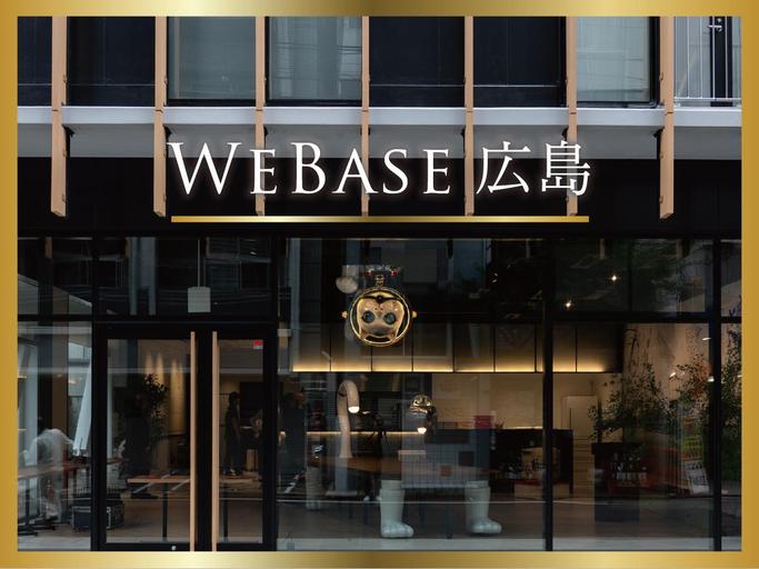 WeBase Hiroshima - Hostel, Hiroshima