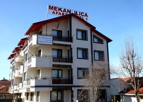 MEKAN ILIKA hotel apart, Merkez