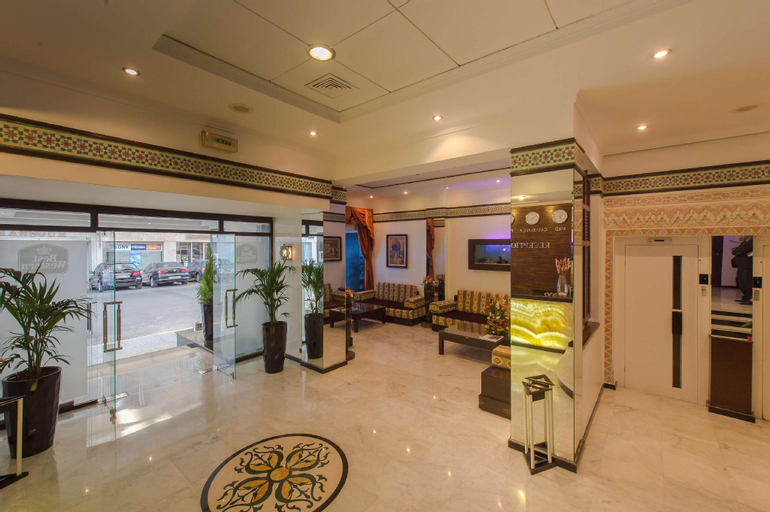 Best Western Hotel Toubkal, Casablanca