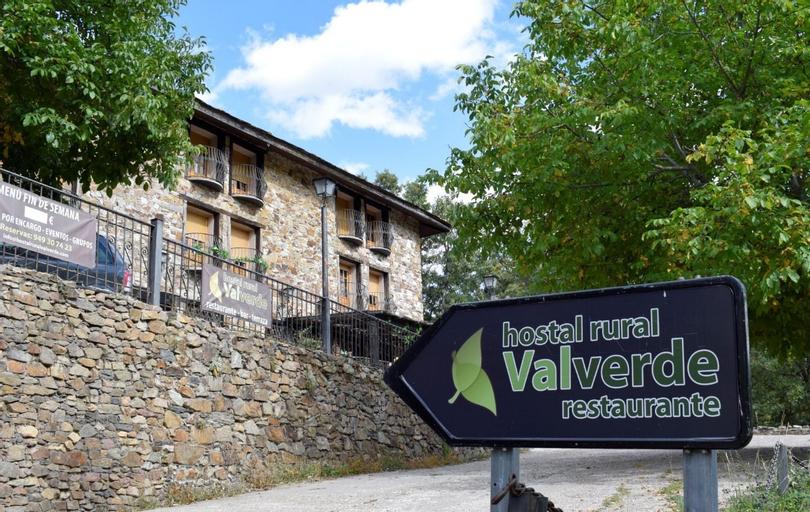 Hostal Rural Valverde, Guadalajara