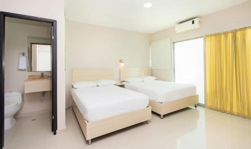 Ribai Hotels -Riohacha, Manaure