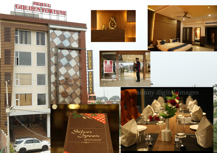 Hotel Golden Fortune, Azamgarh