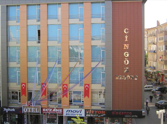 Cingoz Resort Otel, Merkez
