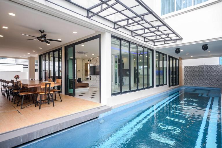 Pattaya Pool Villa - Exquisite Pool Villa H, Bang Lamung