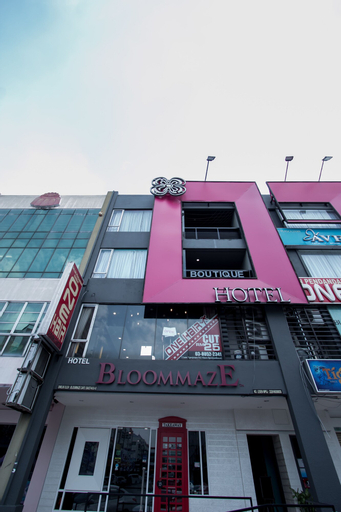 Bloommaze Boutique Hotel, Kuala Lumpur