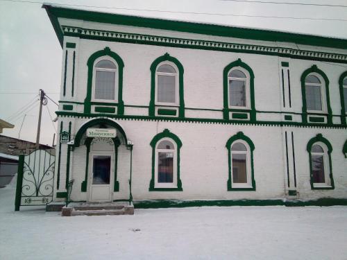 Гостиница Минусинск, Minusinskiy rayon