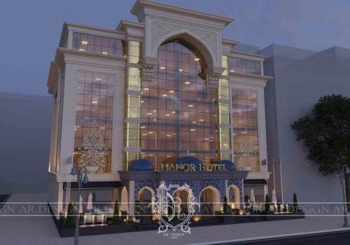 Manor Hotel, Tashkent City