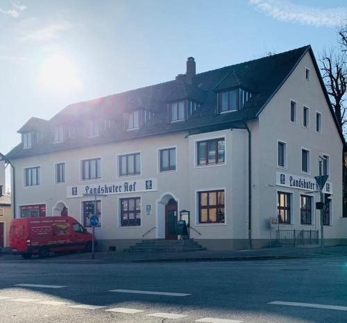 Landshuter Hof, Straubing