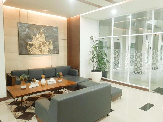 Studio Room Apartment with City View By NGINAP, Yogyakarta