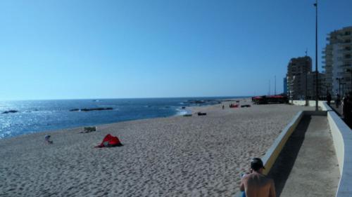 By the beach, Póvoa de Varzim