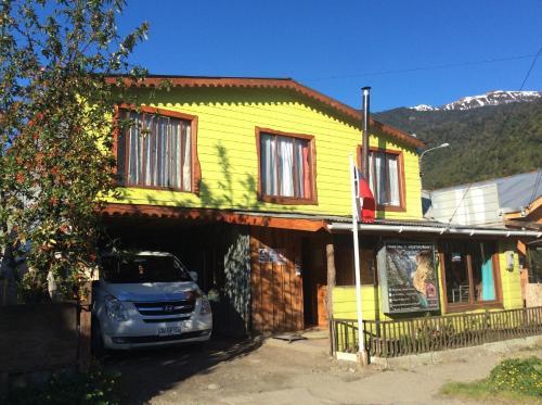 Hostal Scarlett, Aisén