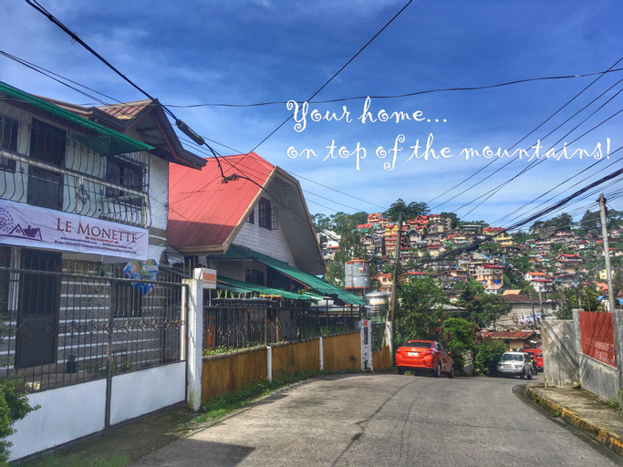 Le Monette B&B, Baguio City