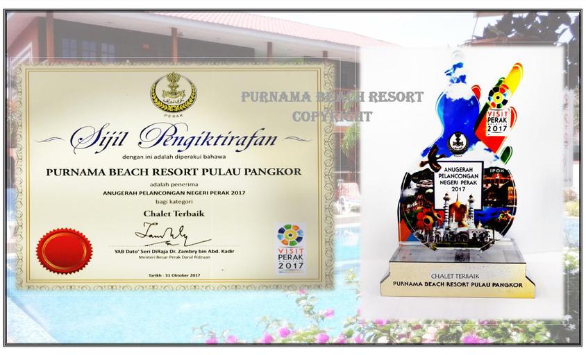 Purnama Beach Resort, Manjung