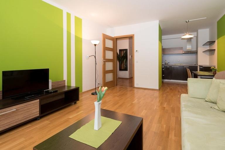 Aparthotel Angel, Praha 5